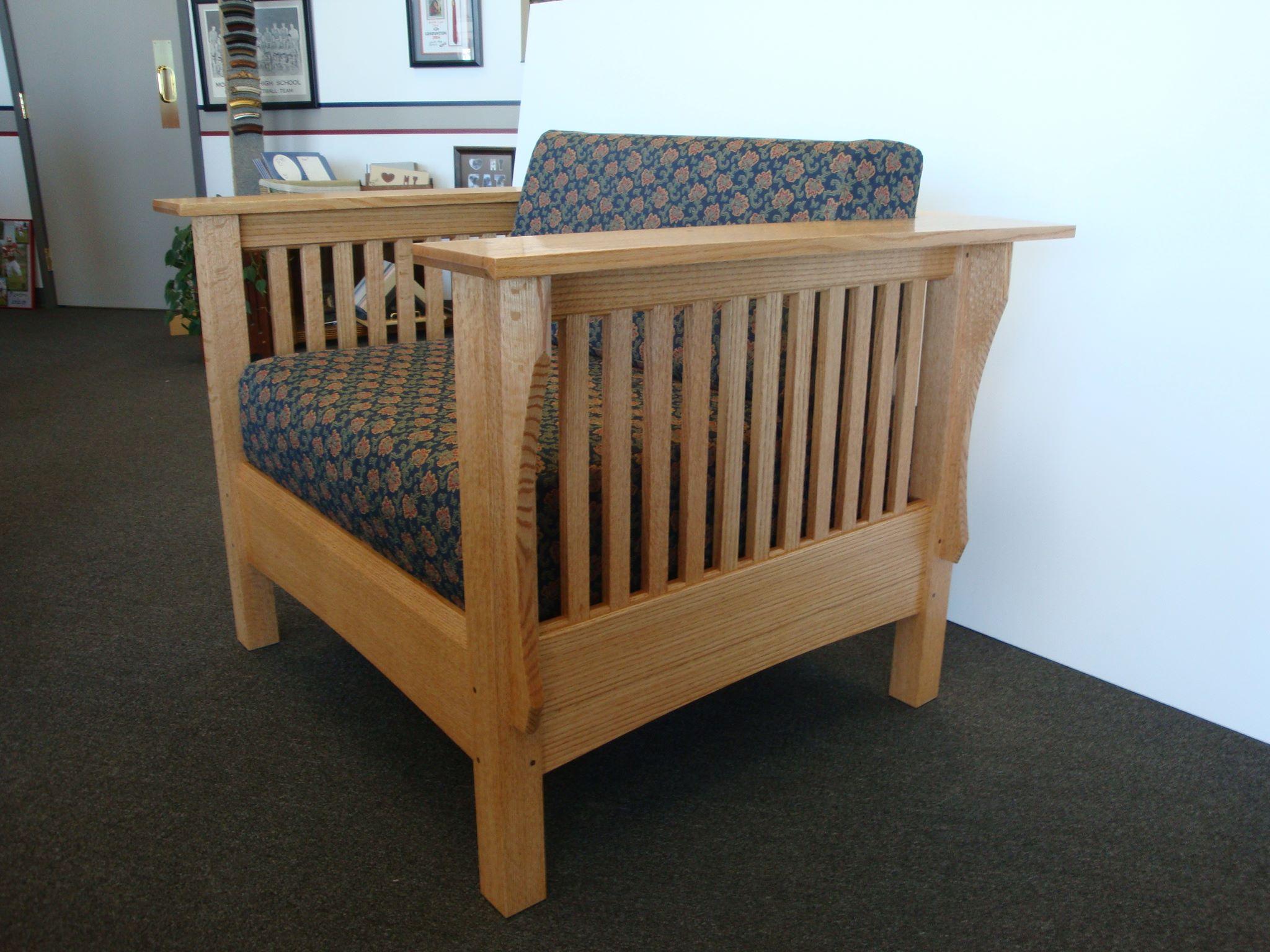 Prairie Style Chair
