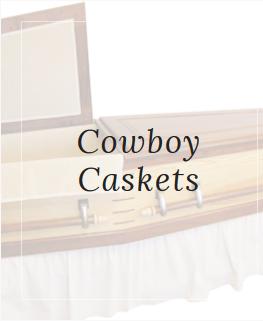 Cowboy Caskets